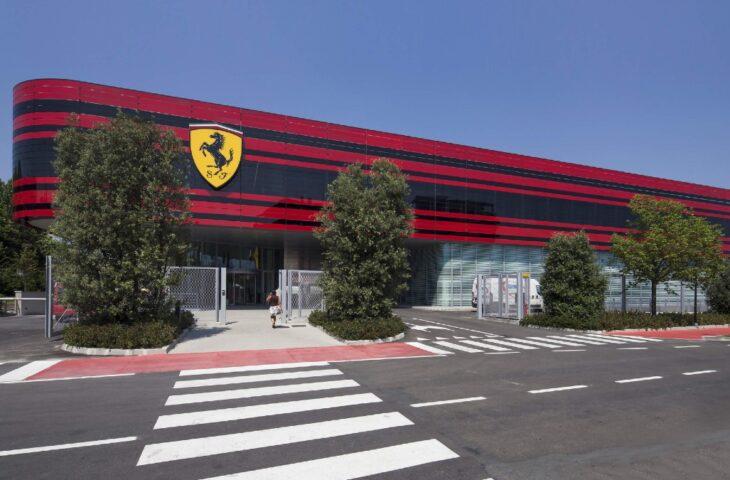 yeni Ferrari CEO'su