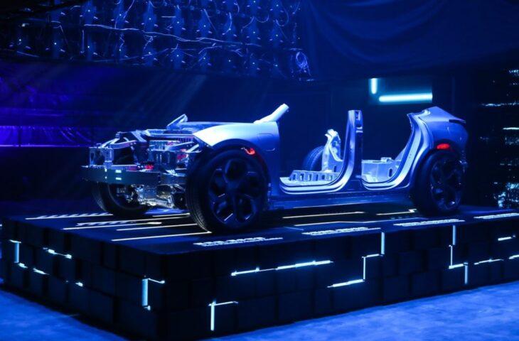 akıllı elektrikli araç