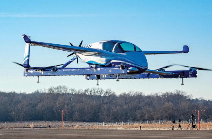Boeing yenilenebilir yakıt