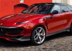 Ferrari elektrikli SUV