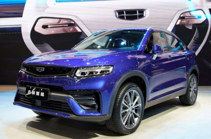 Geely ve Tencent
