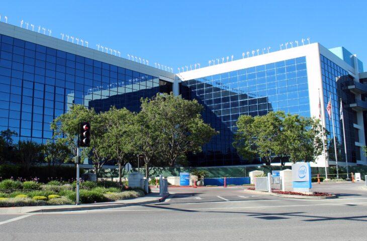 Intel stok