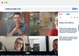 Google Meet görüşmelerinde anında çeviri