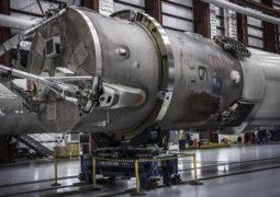 SpaceX doğal gaz