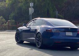 Yeni Tesla Model S