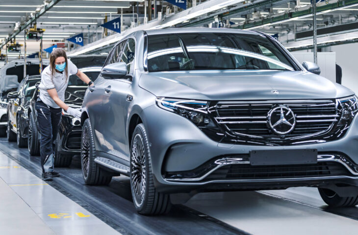 Mercedes-Benz 50 milyon