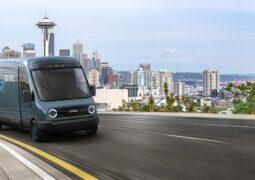 Amazon elektrikli araç teslimatlarını artırıyor