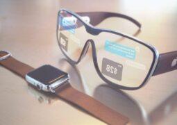 Apple VR gözlük microLED