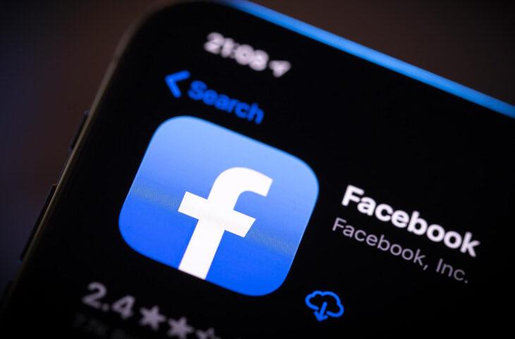 facebook sağlık verileri