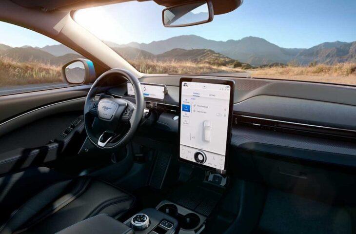 Ford Android işletim sistemi