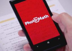 Matematik uygulaması Photomath