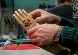 siber kol protezleri
