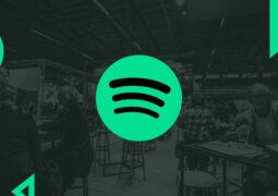 Spotify canlı şarkı sözleri