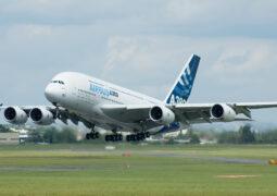 Airbus A380 montaj