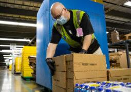 Amazon çalışanları