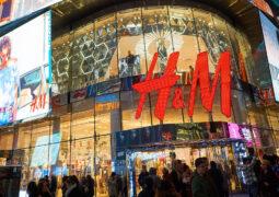 Çin H&M mağazaları