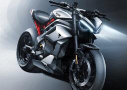 Elektrikli motosiklet Project TE-1