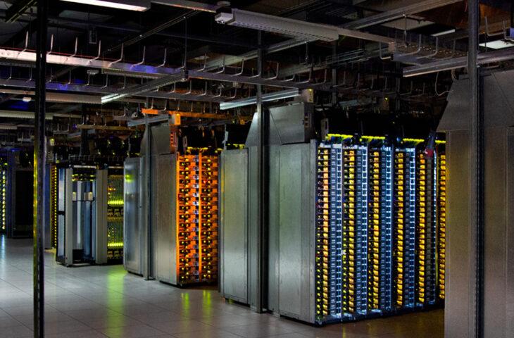 Google veri merkezleri