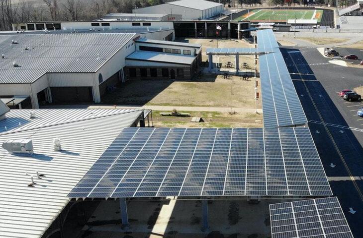 Güneş enerjisi üretimi ile zam