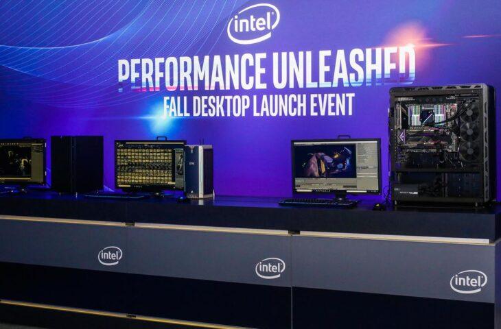 Intel Unleashed etkinliği