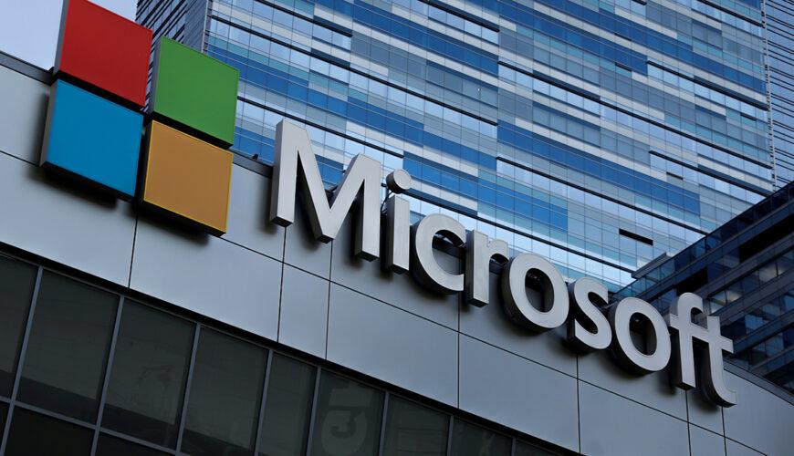 Microsoft Çin