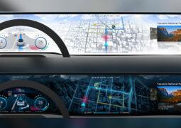 Otomobil gösterge panelleri