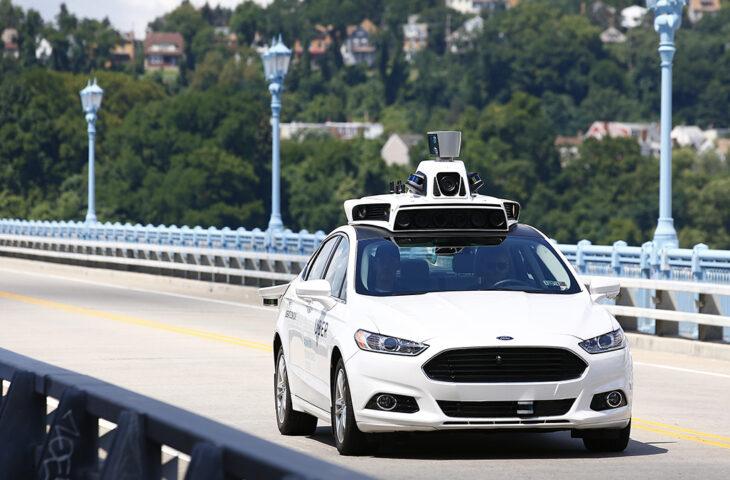 otonom araçlar sıfır emisyon