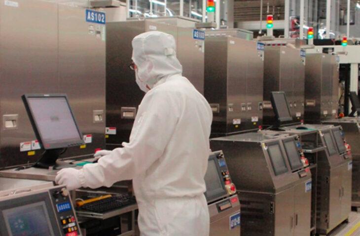 Renesas işlemci tesisleri