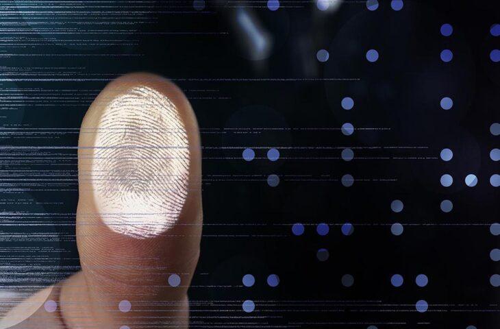 Samsung biyometrik kart
