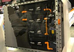 Samsung elektrikli araç bataryaları