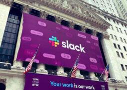 Slack mesajlaşma platformu