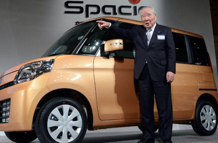 Suzuki başkanı Osamu