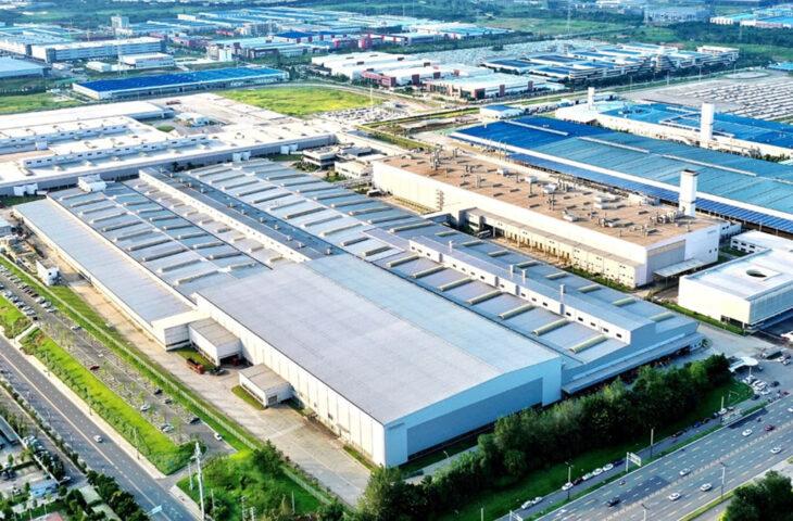 Volvo çevreci üretim