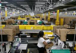 Amazon çalışan maaşları