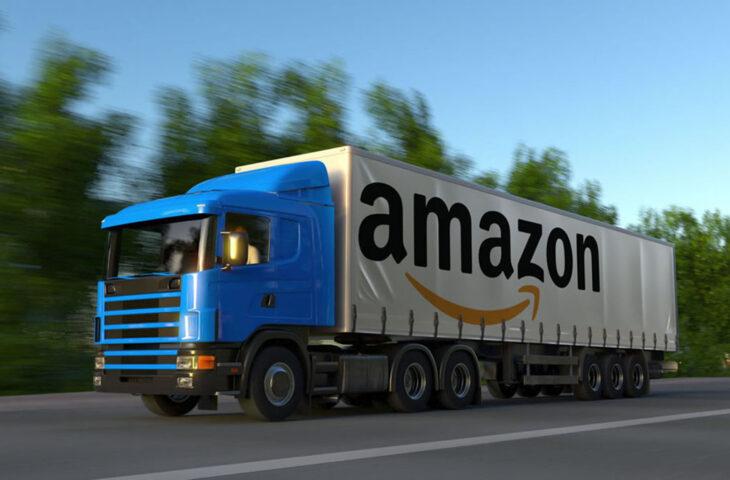 Amazon teslimat sürücüleri