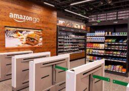 Amazon kasiyersiz teknoloji