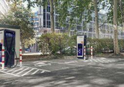Avrupa'nın en büyük elektrikli araç hızlı şarj parkı açılıyor