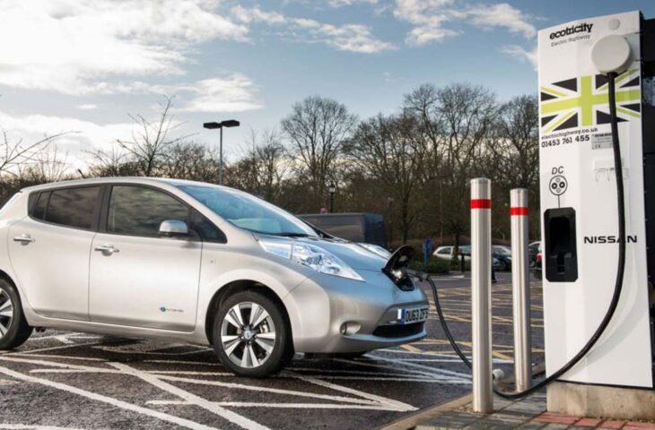 elektrikli araç şarj ağı