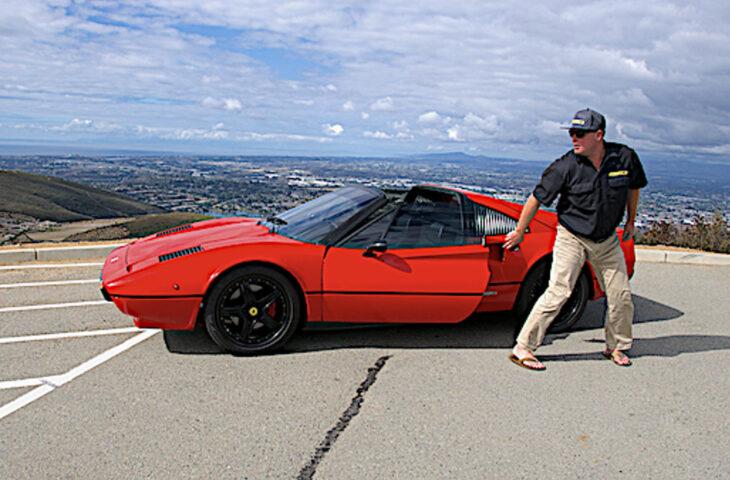 Ferrari elektrikli araç