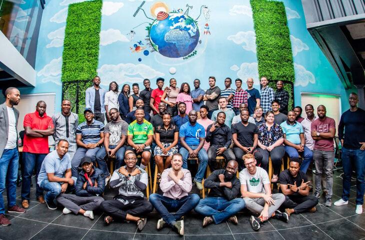Google Afrika geliştirici