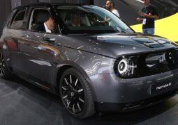 Honda elektrikli otomobil planını açıkladı
