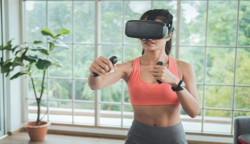 HTC VR başlığı