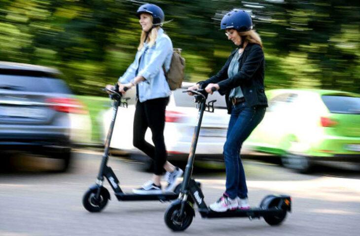 e-scooter sektörü