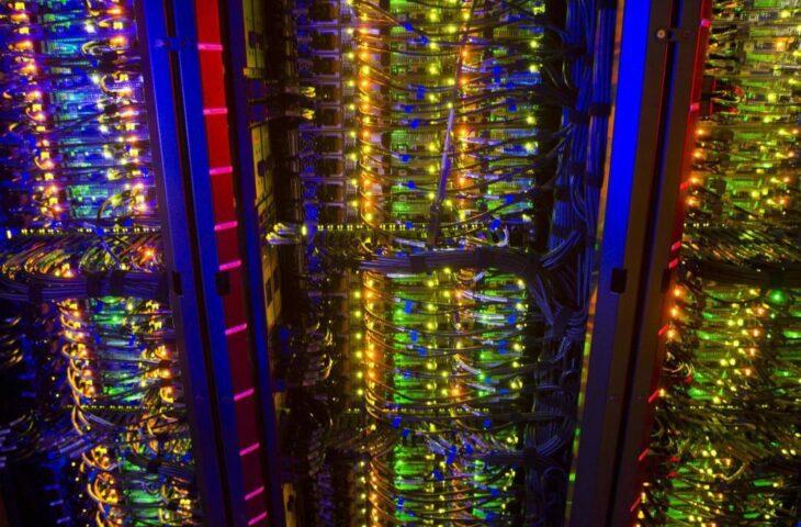 süper Bilgisayar Merkezi Intel