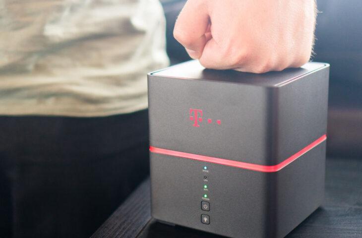 T-Mobile wireless ev interneti