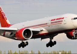 Air India yolcu verileri