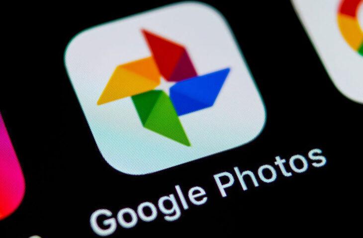 Google Fotoğraflar depolama