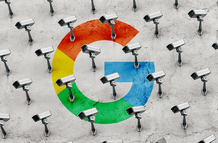Google konum verileri