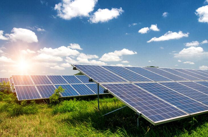 madencilik için güneş santrali