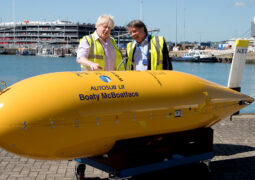 Robot denizaltı Boaty McBoatface